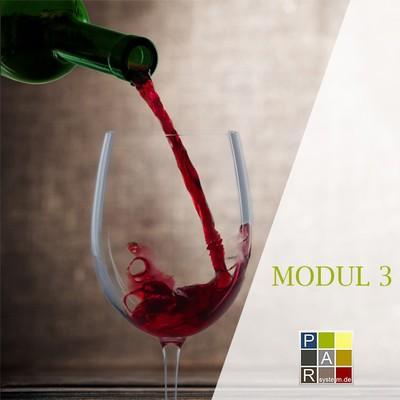PAR Seminar Modul 3 - Weinsensorik und Kommunikation 2019 in Frasdorf