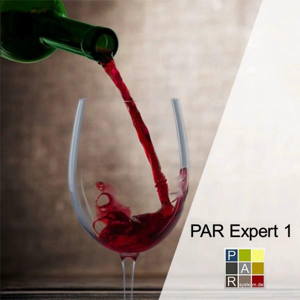 PAR® Expert 1 - Lernen Sie Wein erleben und verstehen!